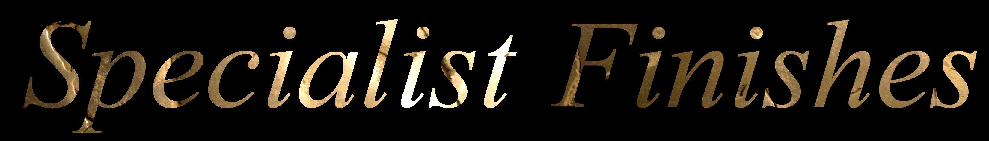 specialistfinishes's Company logo